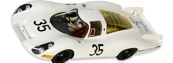 SRC - La Porsche 907 L