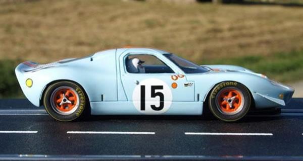 132057-15 Mirage Ford M1 Le Mans 1975