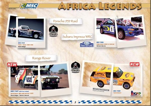 Africa Legends