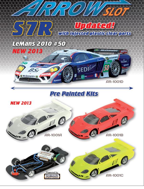 Arrow Slot S7R 2013