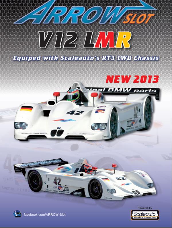 BMW V12LMR