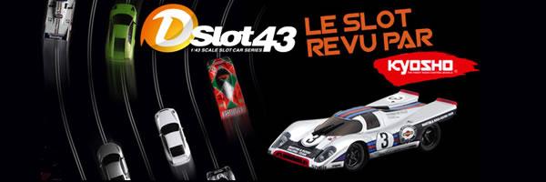 DSlot43: Des nouvelles voitures de slot pour 2013