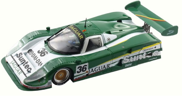 Jaguar XJR12 n36 Le Mans 1991 CA13d