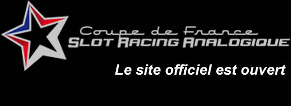 Le site officiel de la coupe de France de slot racing 2013