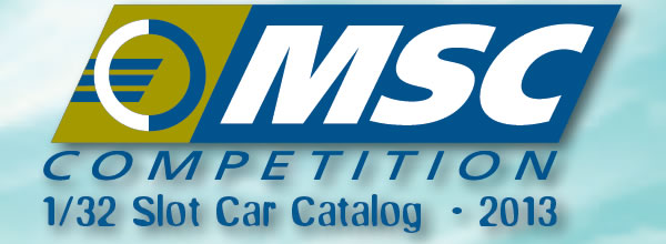 MSC COMPETITION catalogue 2013