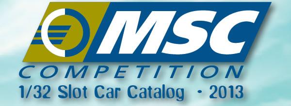 MSC COMPETITION catalogue 2013