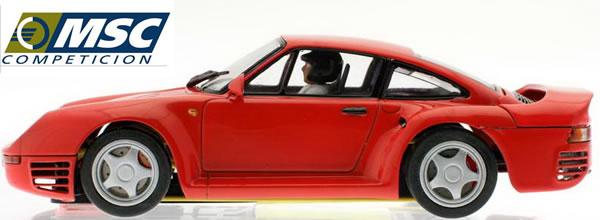 MSC - Porsche 959