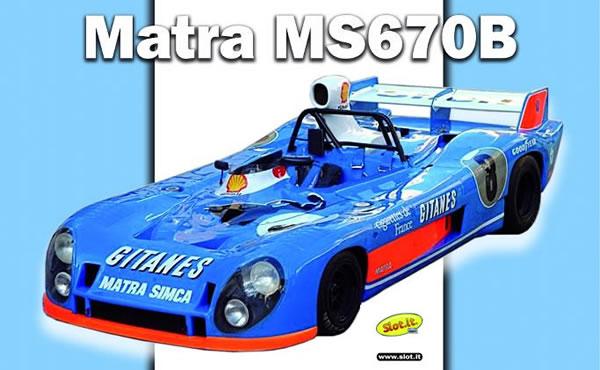 Matra MS670B Slot-it