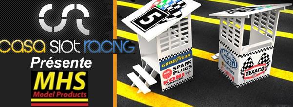 CasaSlotRacing: Tout pour décorer vos circuits et dioramas