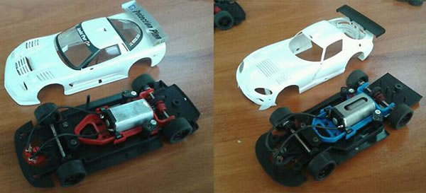 Nouveau Chassis Fly
