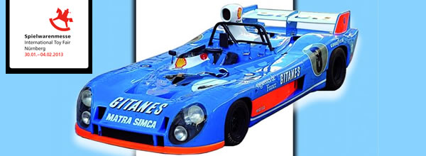 Nuremberg 2013: le point avant les nouveautés Slot Racing