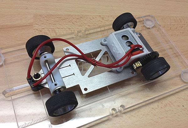 PSK Tech - Châssis KR01 Side-Winder