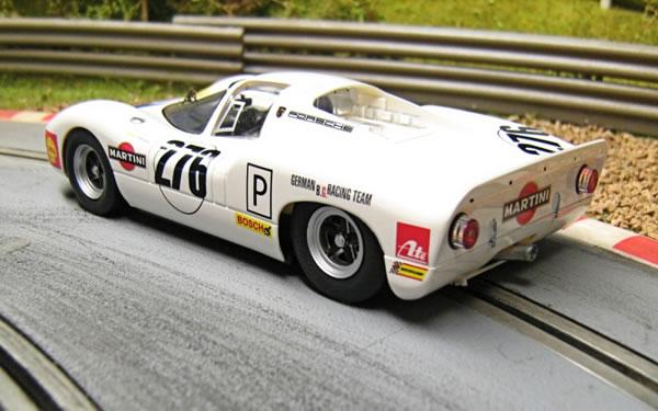 Porsche 907K SRC00201 - Targa Florio 1969