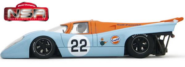 Porsche 917 numero 22 - NSR1112