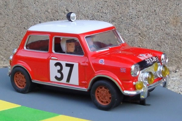 Scalextricpassion - Mini Cooper S 1964