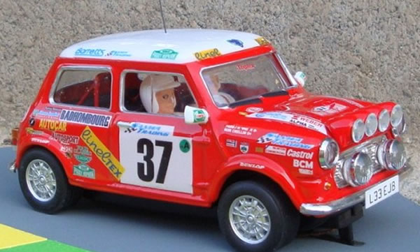 Scalextricpassion - Mini Cooper S 1994