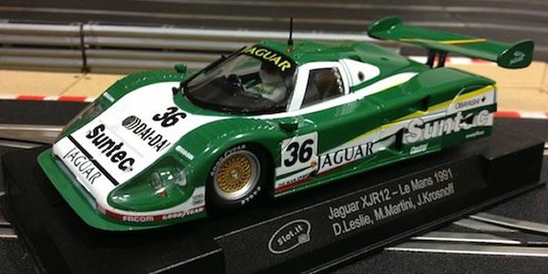Slot-it JAGUAR XJR12 (Le Mans 1991)