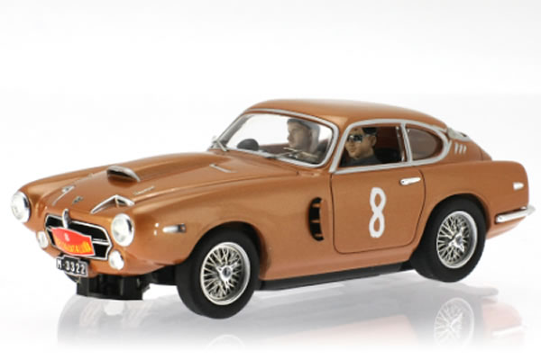 TOP-7021 Pegaso Z102 Berlinetta