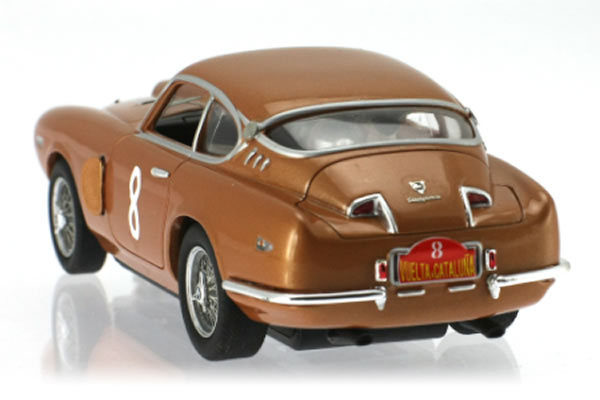 TOP-7021 Pegaso Z102 Berlinetta&