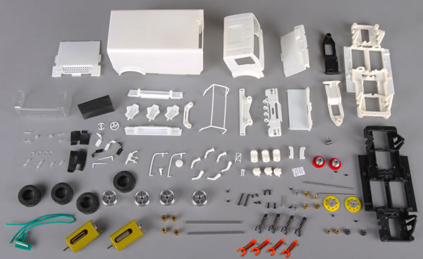 Avant Slot Kit Camion Man 3