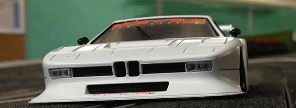 Sideways - BMW M1 Schitzer