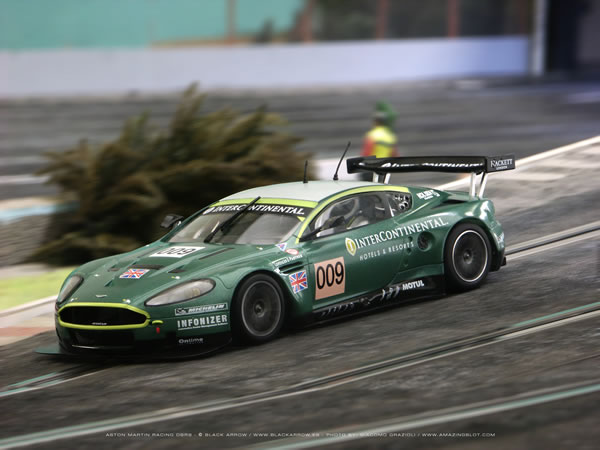 Black Arrow - Aston Martin DBR9
