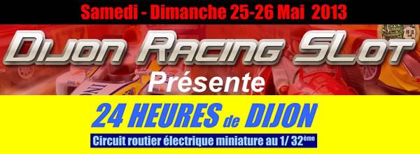 Course de Slot Racing - Les 24h de Dijon