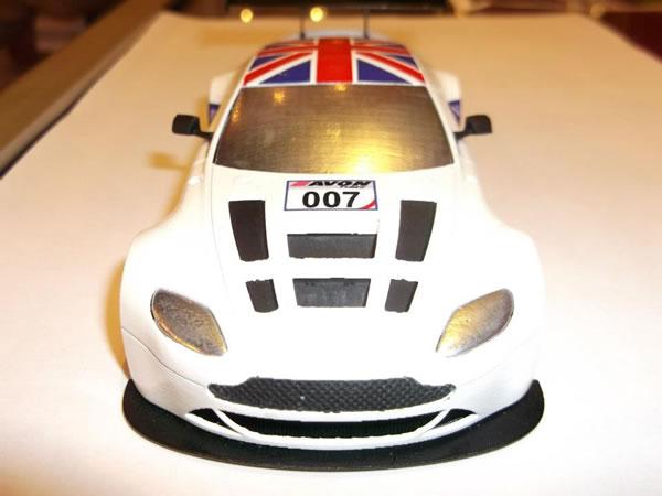 NSR - Aston Martin Vantage GT3