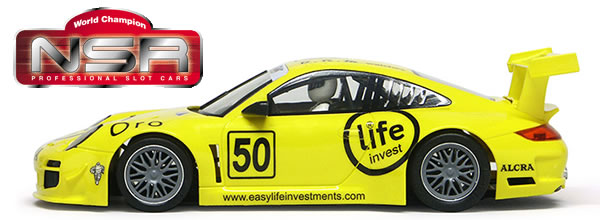 NSR - Porsche 997 GT First Motorsport