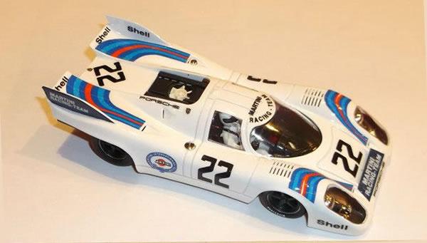 Nouvelle carrosserie Porsche 917 NSR