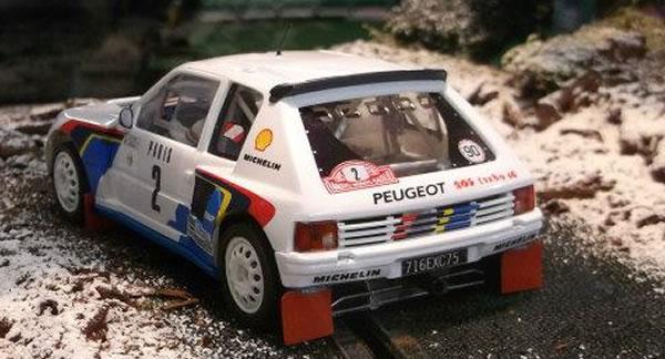 OSC - Peugeot 205 T16 Evo1
