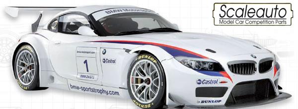 Scaleauto BMW Z4 GT3 SC6017