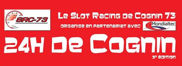 Course de slot racing les 24h de Cognin 2013
