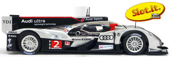 Audi R18 TDI #2 Slot.It SICW12