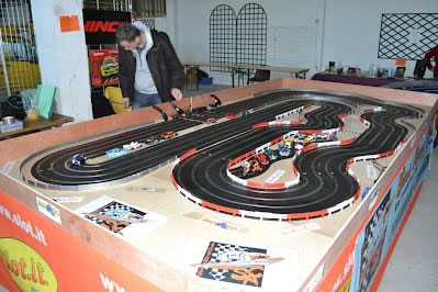 Club Aisne Slot - Le circuit de demonstration