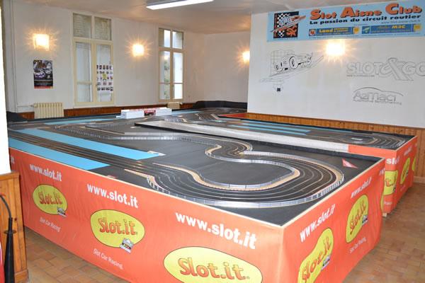 Club Aisne Slot - Le circuit du vivier
