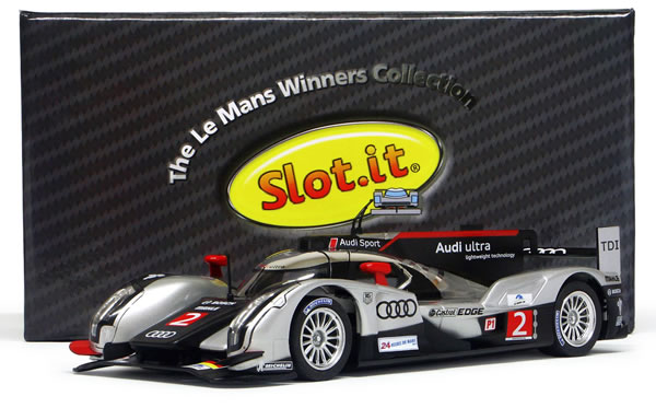 Coffret Audi R18 TDI #2 Slot.It SICW12