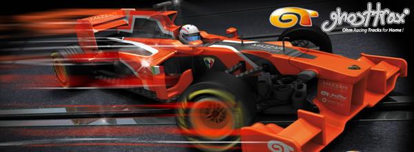 Ghost-Trax: la MAZZARI F1-2013 pour la coupe de France