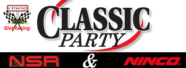 The Classic Party - LetratSlot