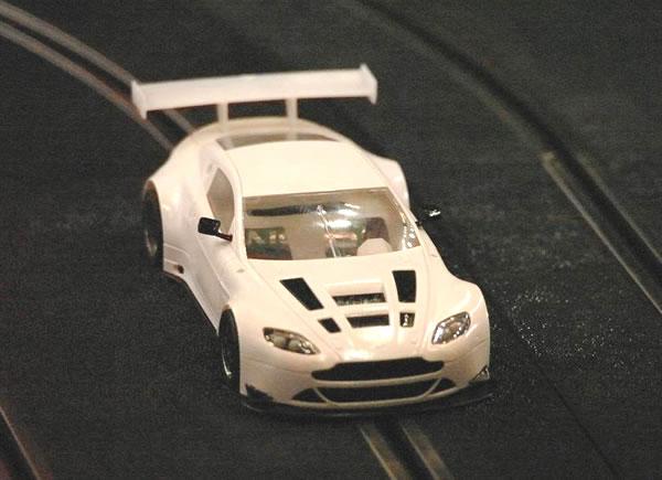 Aston Martin V12 Vantage GT3 de NSR