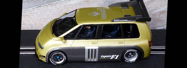 Le Mans Miniature - Espace F1