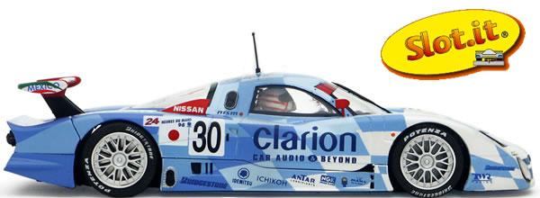 Nissan R390 GT1 Clarion SICA14C