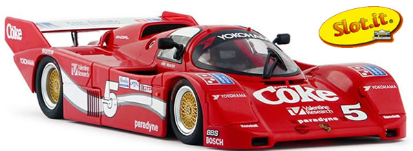 Slot It SICA25A Porsche 962 IMSA Coke