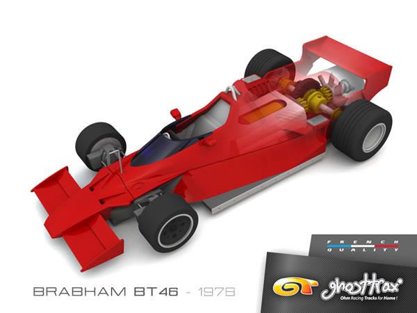 Brabham BT46 par Ghost Trax