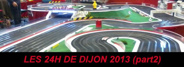 Les 24H de Dijon 2013