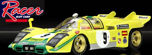 Racer: L'italien annonce deux Ferrari pour le slot racing