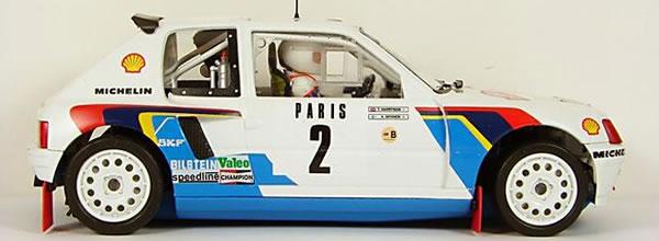 OSC Peugeot 205 T16 Evo1