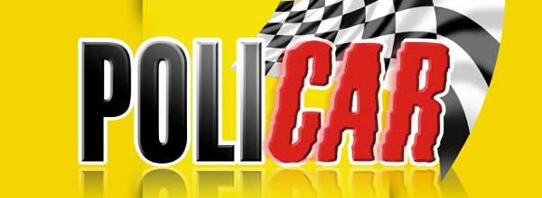 POLICAR Slot Racing