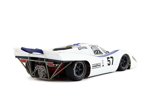 Porsche 917K LM Le Mans 1971 #57 ZITRO