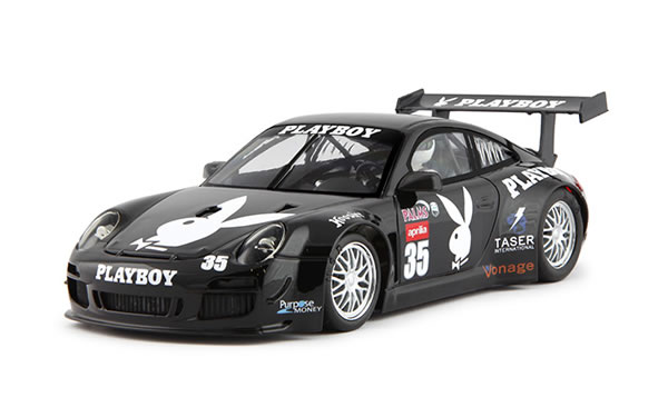 "Porsche 997 GT Daytona 2007 #35 ""black"""